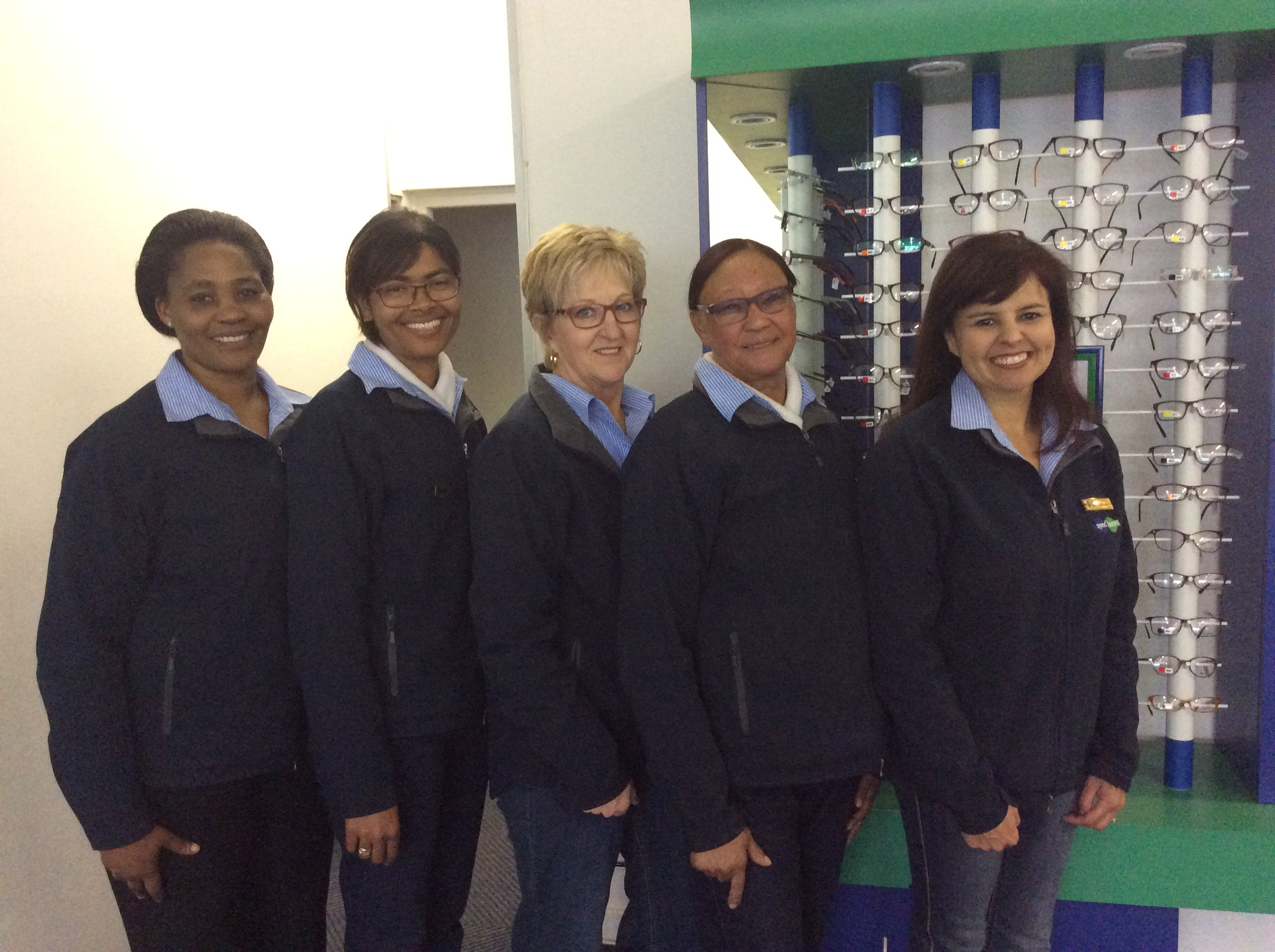 Spec-Savers Aliwal North Team
