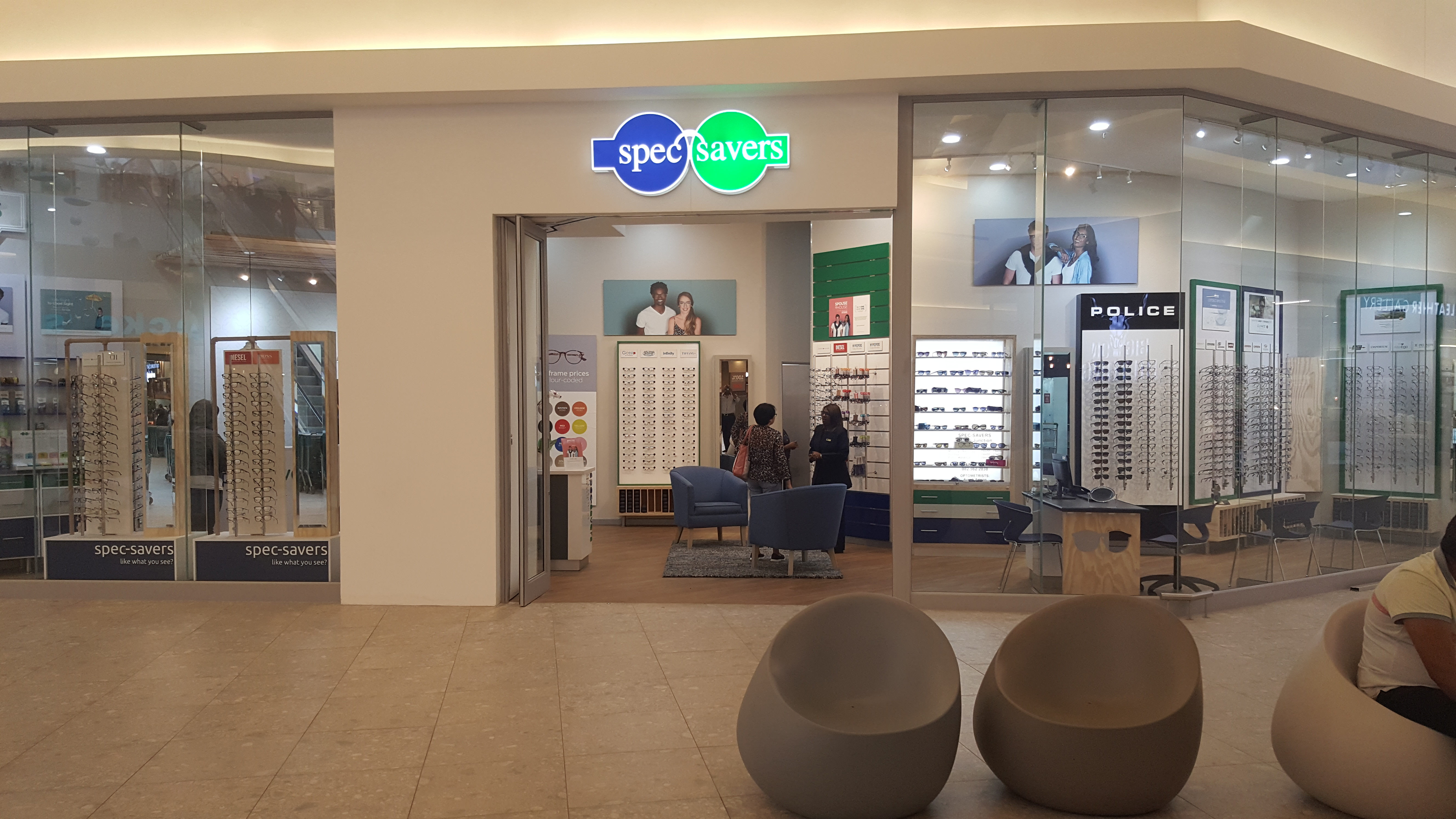 Specsavers Ballito Junction Front
