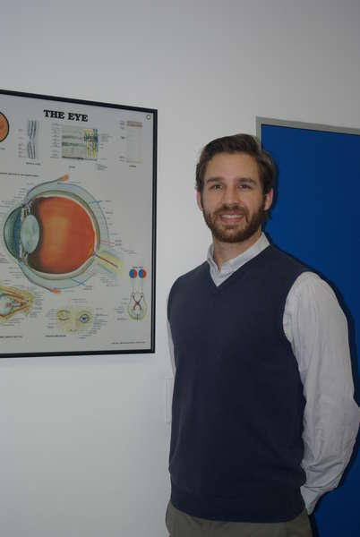 Franchisee and Optometrist: Marnus Koekemoer