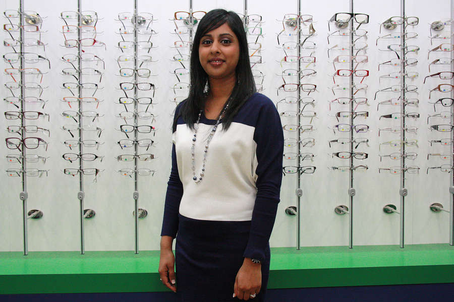 Optometrist - Amy Naidoo