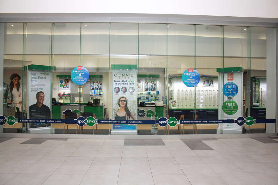 Shop Front, East Point Centre