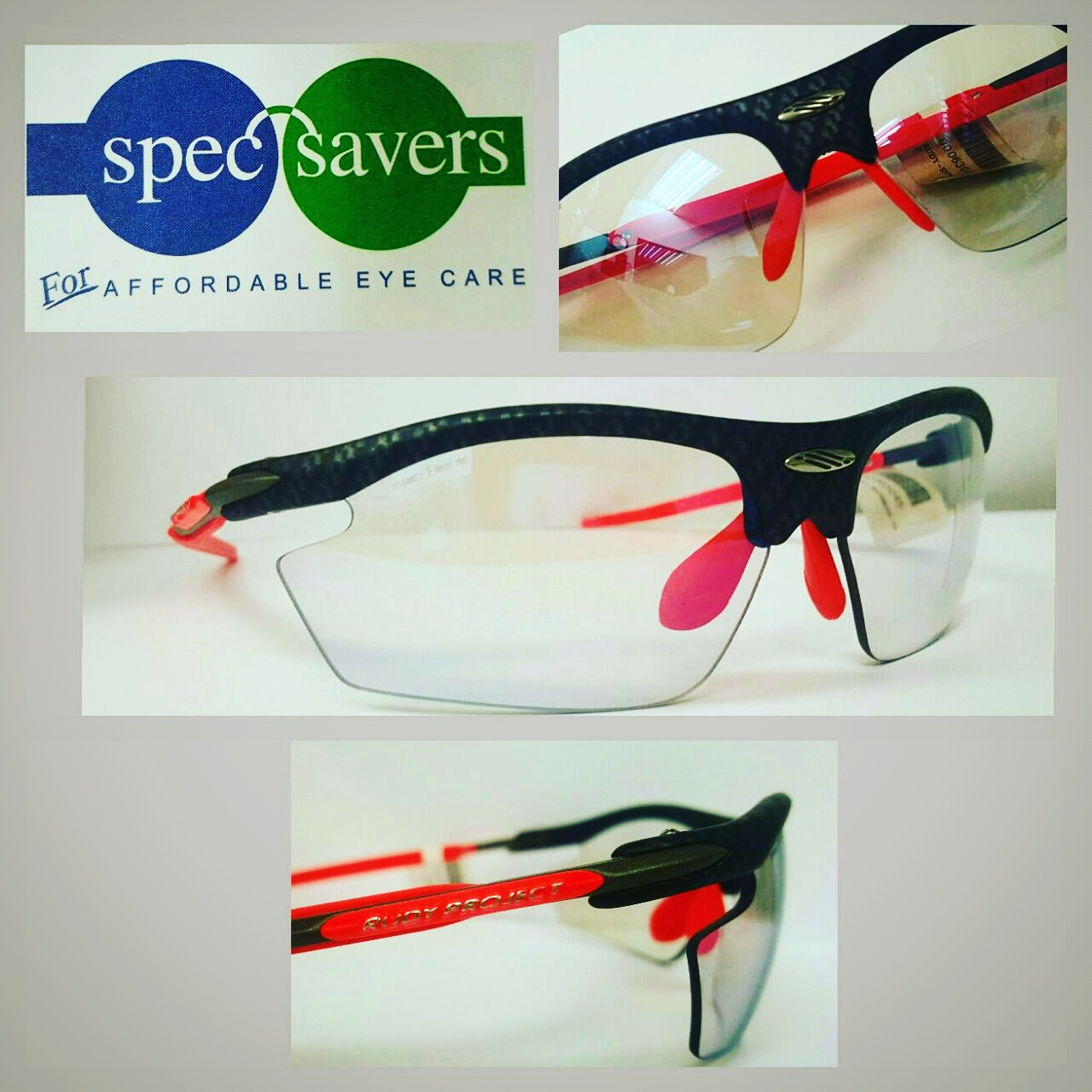 Rudy Projects -  Spec-Savers Key West is able to assist with your Rudy Project needs