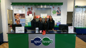 Friendly Spec-Savers Nonesi Staff