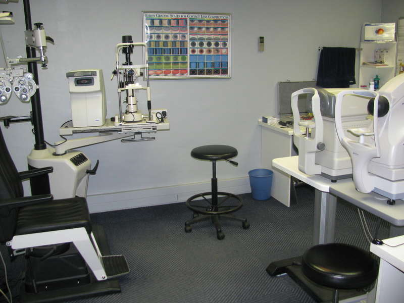 Our Testing Room 1