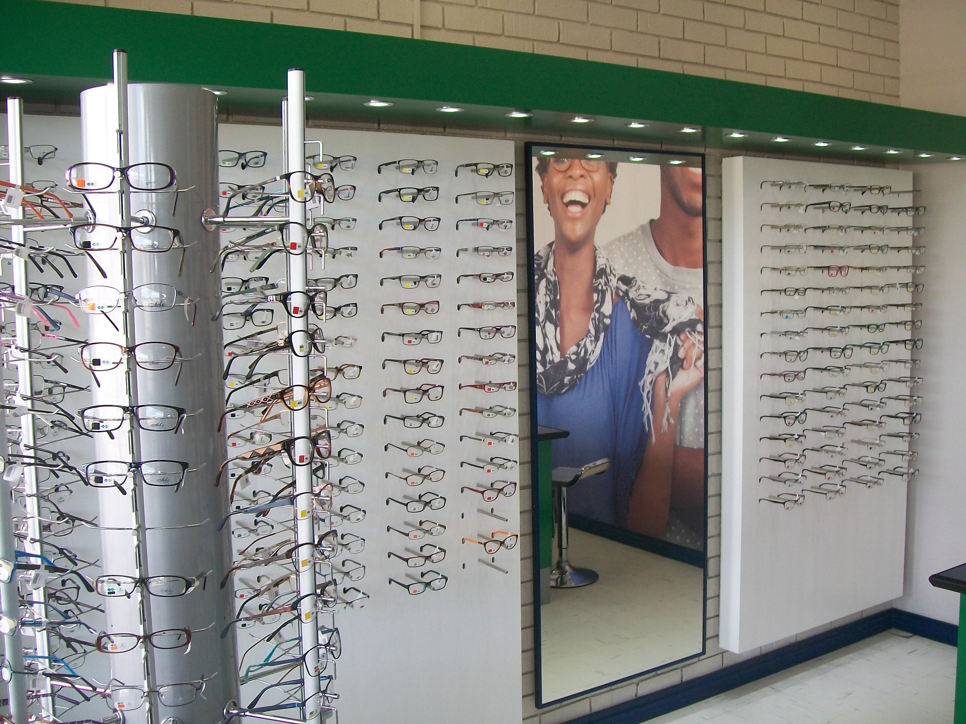 A wide selection of quality frames available