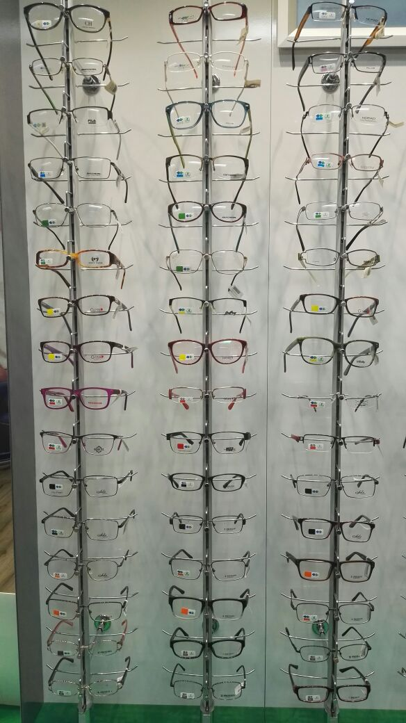 At our store we have different style, shapes and colour available for our patients!