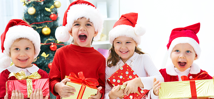 Christmas Gifts for Kids That Keep on Giving
