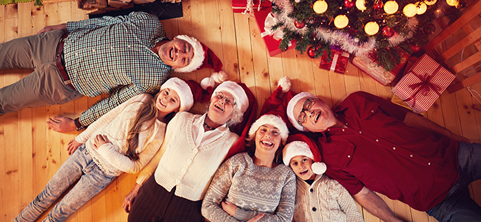 How to deal with difficult family over the festive season