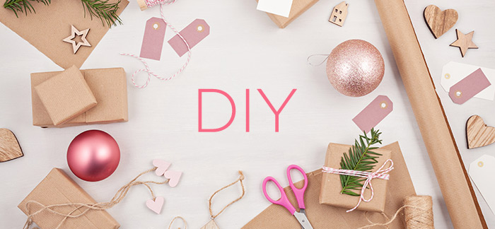 Festive creativity made easy – a DIY Christmas