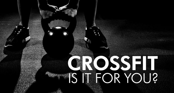 Not so Cross Fitness