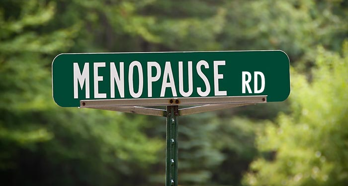 How Menopause affects your vision