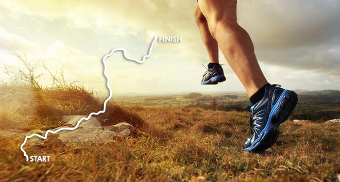 Ever Tried Trail Running?