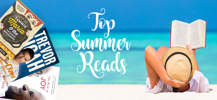 Top Summer Reads with Local Flavour