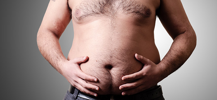 Men, it's time to say bye-bye to that belly fat!