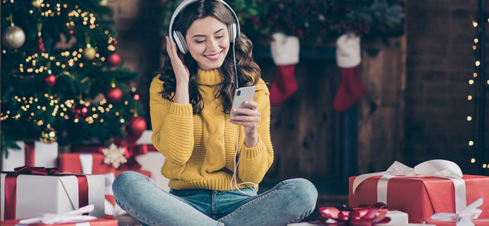 A Christmas playlist that won't make you cringe