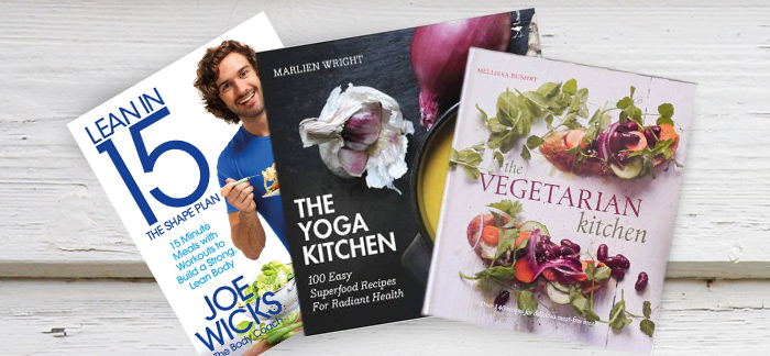 Top Cookbook Picks for Health and Happiness
