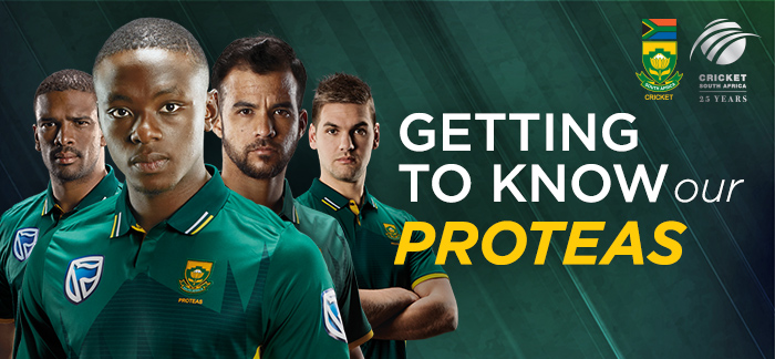 Getting to know our Proteas