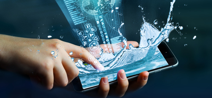 What water can teach us about internet data