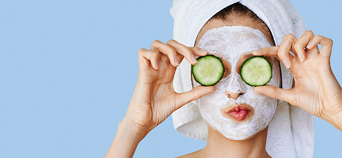 5 Homemade face masks