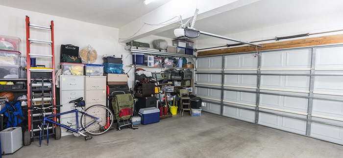 When it's time for a garage detox