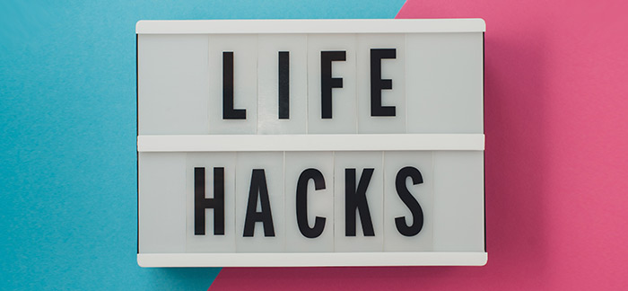 Convenient Life Hacks that will simplify your life