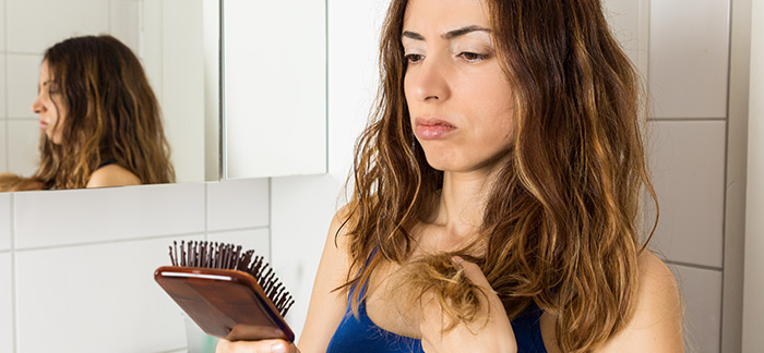 Your hair loss matters – When to be concerned about this natural phenomenon.