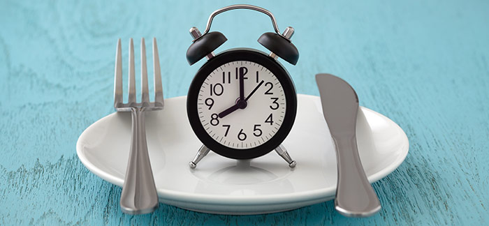 Drop the kilos quickly with intermittent fasting