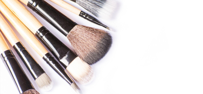 Your makeup brushes have picked up some grime in their time