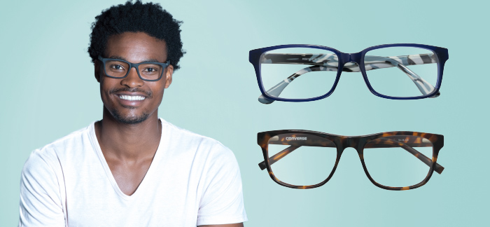 5dd247e450f4 Chunky frames are a hot trend and definitely a bold fashion statement to  make. This kind of frame goes well with many types of faces. An essential  eyewear ...
