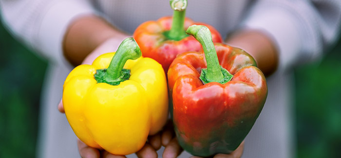 Pepper your food with natural vitamins