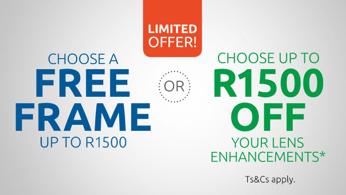Winter Promo - Up to R1500 Off