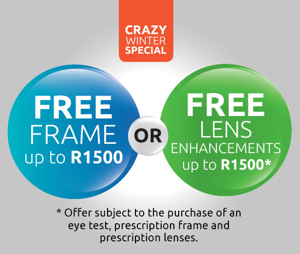 Winter Promotion - Up to R1500 OFF