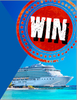 Win a Cruise Trip for 2