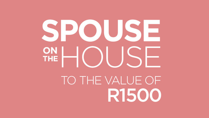 Spouse on the House
