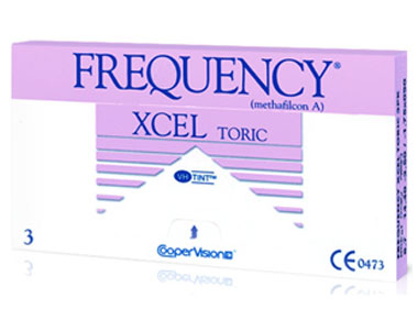Frequency Xcel Toric Xr