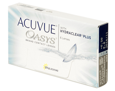 Acuvue Oasys Hydra+