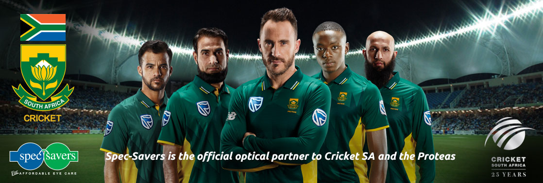 cricket south africa banner
